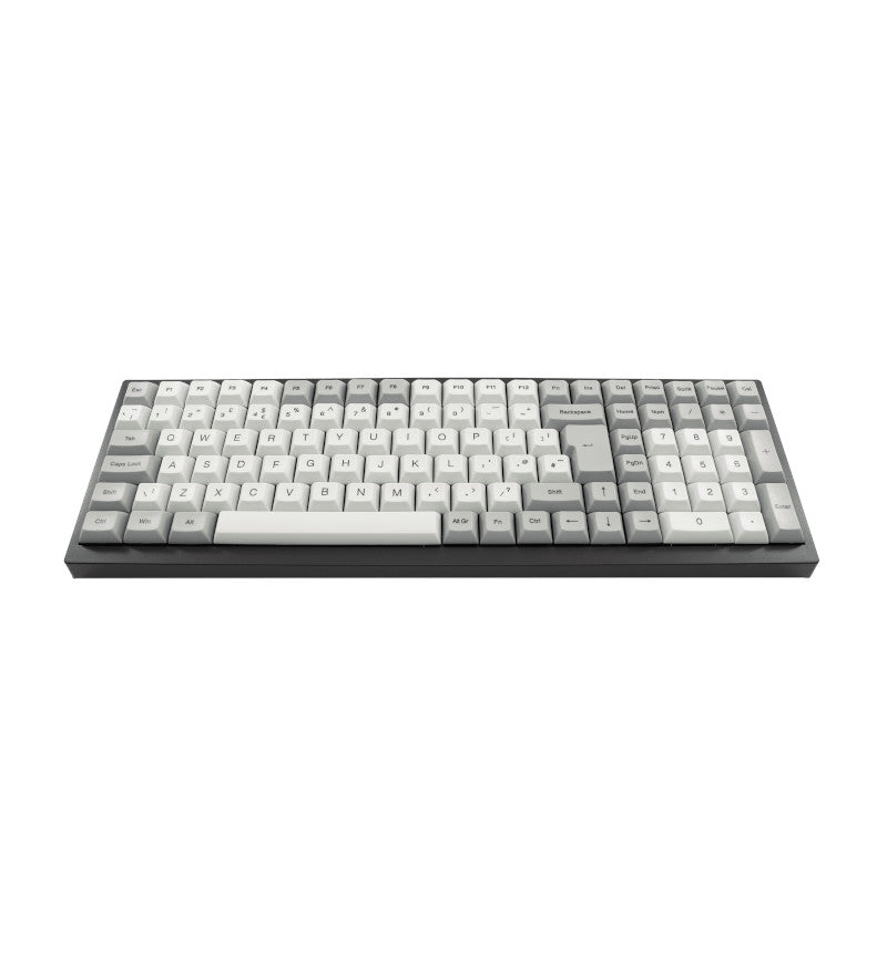 Vortex Tab 90 Bluetooth/USB Mechanical Keyboard - Cherry MX Silent Black Switches