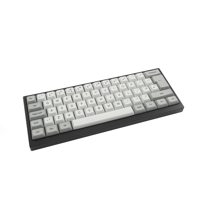 Vortex Tab 60 Bluetooth/USB Mechanical Keyboard - Cherry MX Speed Silver Switches