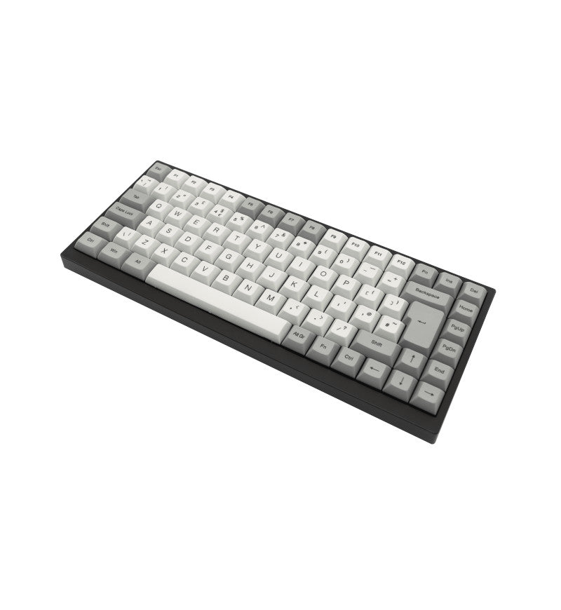 Vortex Tab 75 Bluetooth/USB Mechanical Keyboard - Cherry MX Silent Red Switches