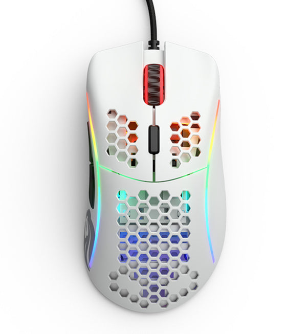 Glorious Model D Odin Gaming Mouse - Matte White