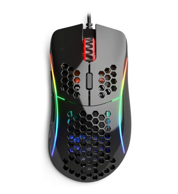 Glorious Model D Odin Gaming Mouse - Glossy Black