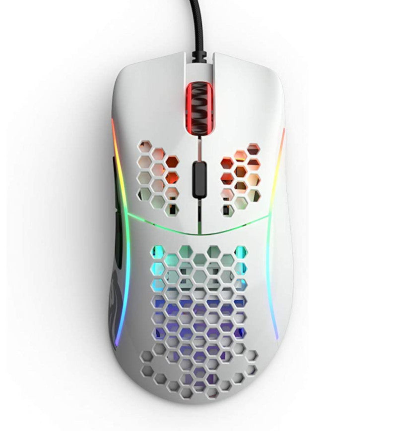 Glorious Model D Odin Gaming Mouse - Glossy White
