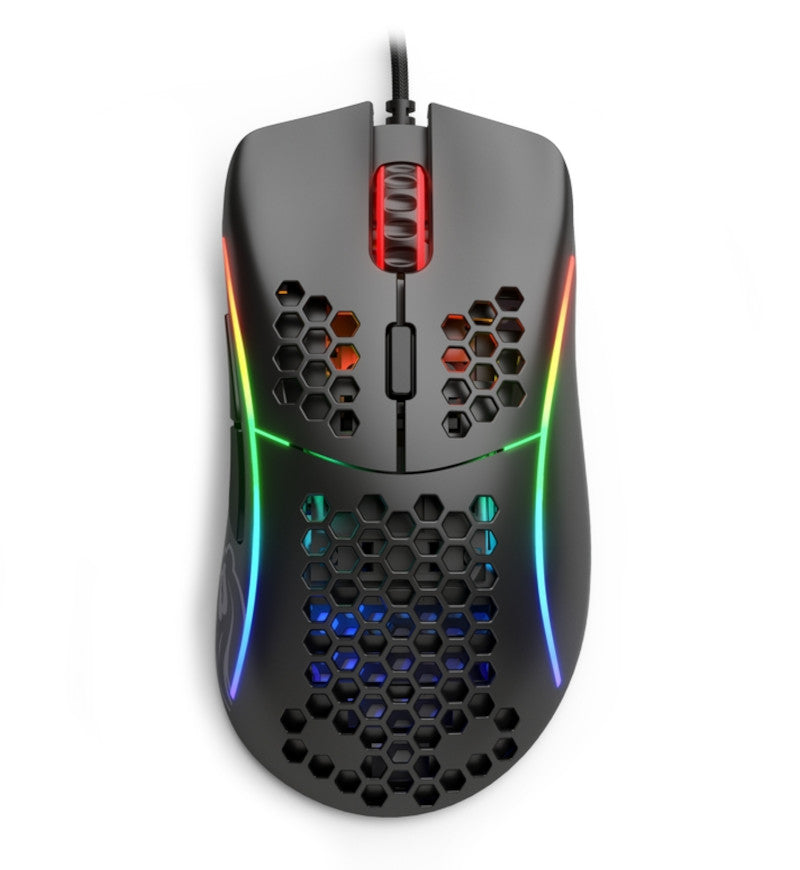Glorious Model D Odin Gaming Mouse - Matte Black