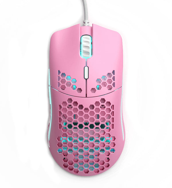 Glorious Model O Odin Gaming Mouse - Pink Edition