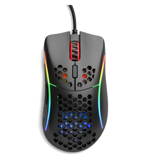 Glorious Model D- Gaming Mouse - Matte Black