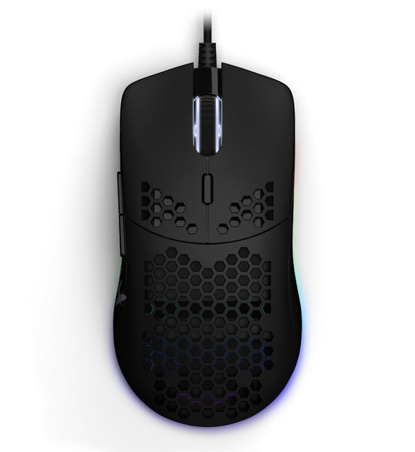 Tecware EXO Elite 69g Ultralight Gaming Mouse - Matte Black