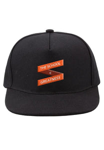 Black School of Greatness Hat