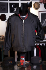 Harrington Jacket Black