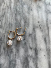 Load image into Gallery viewer, McKinsey Earrings (Silver, Yellow Gold, and Rose Gold)