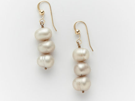 Lombok South Sea Pearl Earrings