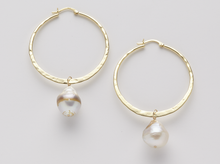 Load image into Gallery viewer, Tasha Hoop Earrings