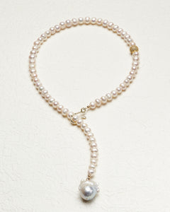 Medicha Pearl Necklace