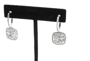 Resolution Square Earrings