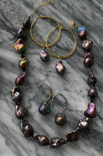 Load image into Gallery viewer, Sunset Necklace and Earring Set
