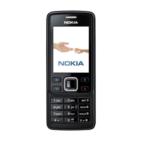 Refurbished Nokia 6300 (FREE Earphones)