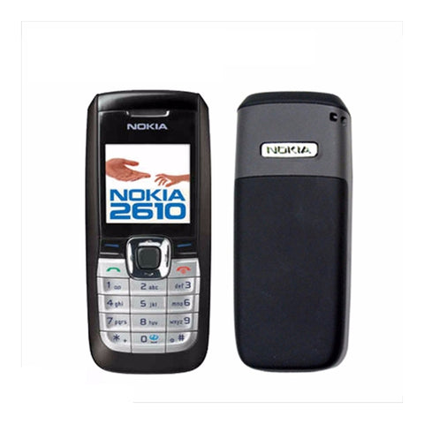 Refurbished Nokia 2610 (FREE Earphones)