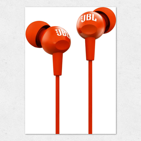 JBL C150SI Wired Headset (Open Box)
