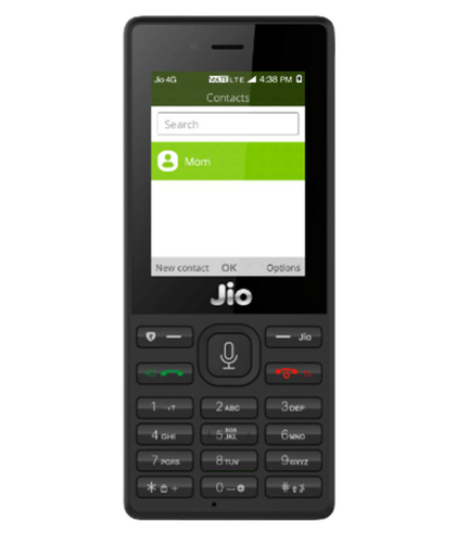 Refurbished Jio Phone (F90)