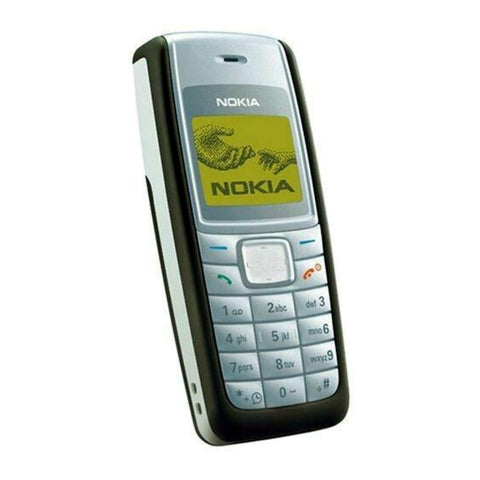 Refurbished Nokia 1110i (FREE Earphones)