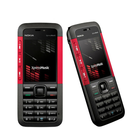 Refurbished Nokia 5310 (6 Months Xtracover Warranty)