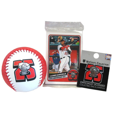 Lansing Lugnuts 25th Anniversary Gift Pack #1