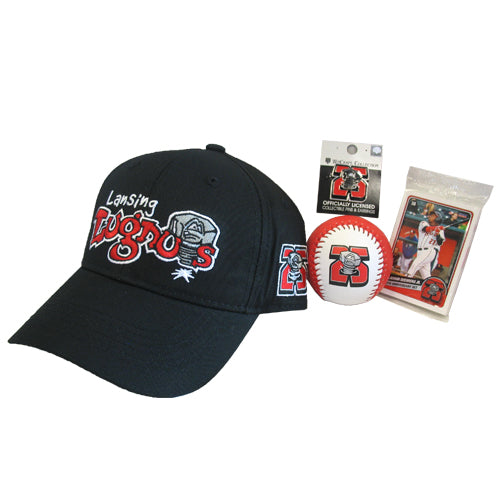 Lansing Lugnuts 25th Anniversary Gift Pack #2