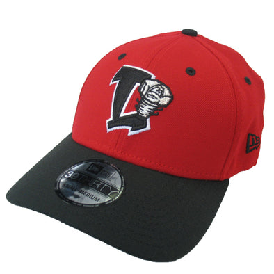 New Era 3930 Lansing Lugnuts Flex-Fit Home Hat