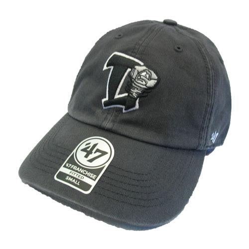 Lansing Lugnuts Charcoal Franchise Hat