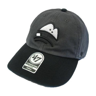 Lansing Lugnuts Two-Tone Franchise Hat