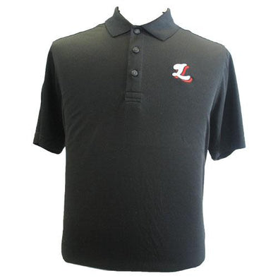 Lansing Lugnuts C-Buck Fairwood Black Polo