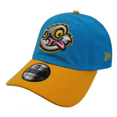 Lansing Locos New Era Adjustable Hat