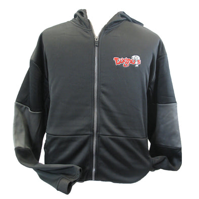 Lansing Lugnuts Holloway Sof-Stretch Hooded Zip Jacket