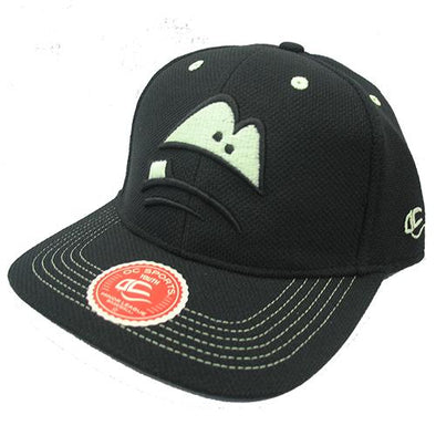 Lansing Lugnuts Kids Glow in the Dark Hat