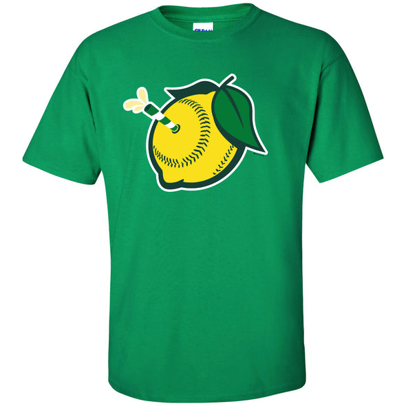 Lemonade League Lemon Logo T-shirt