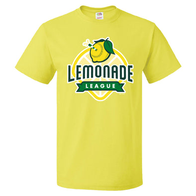 Lemonade League Primary Logo T-shirt
