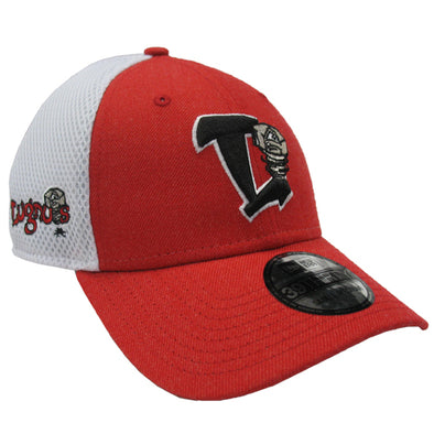 New Era 3930 Red/White Mesh Hat