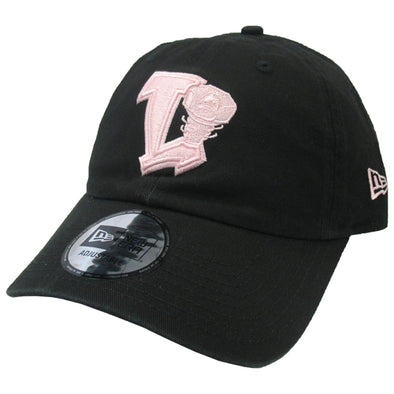 New Era Casual Classic Black/Pink Hat