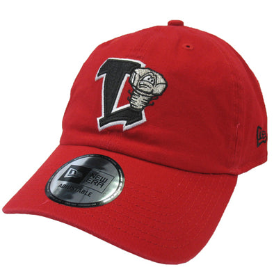 New Era Casual Classic Red Hat