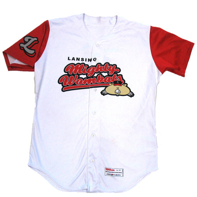 Lansing Mighty Wombats Official Jersey
