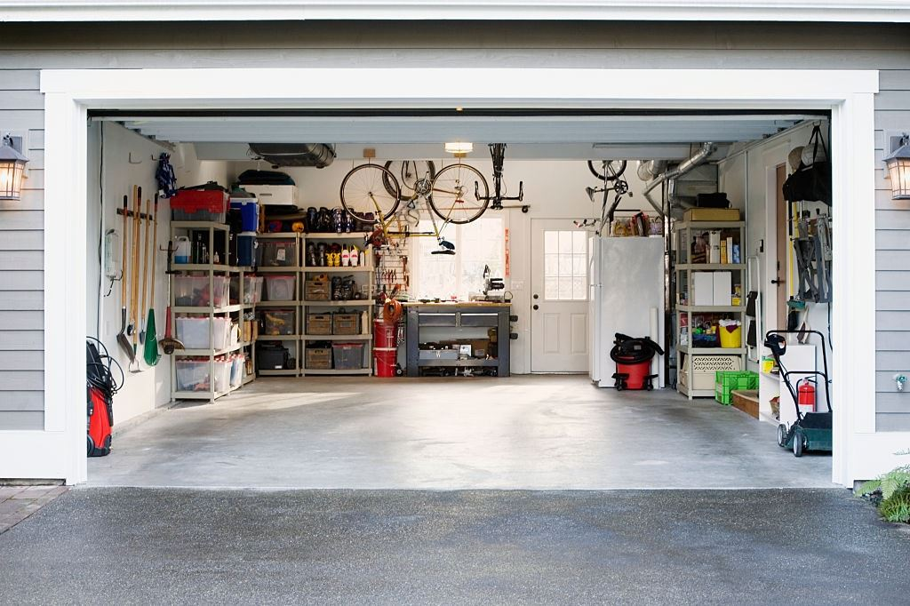 Want 5 tips to get your garage Ready To Rock?