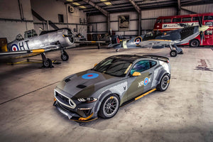 Ford Eagle Squadron Mustang GT Raises $420,000
