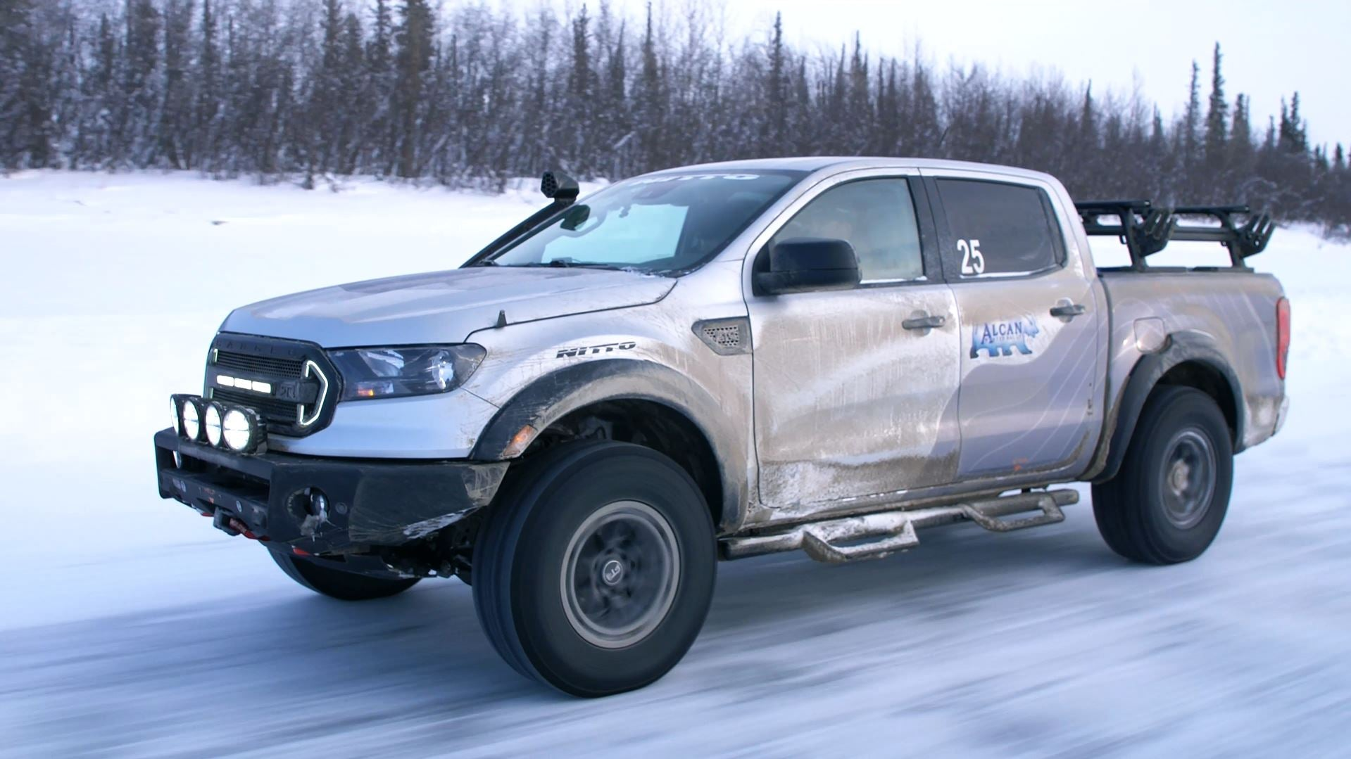 RTR Ranger Rambler Takes On Alcan 5000
