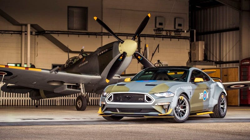 Mustang RTR Special Projects