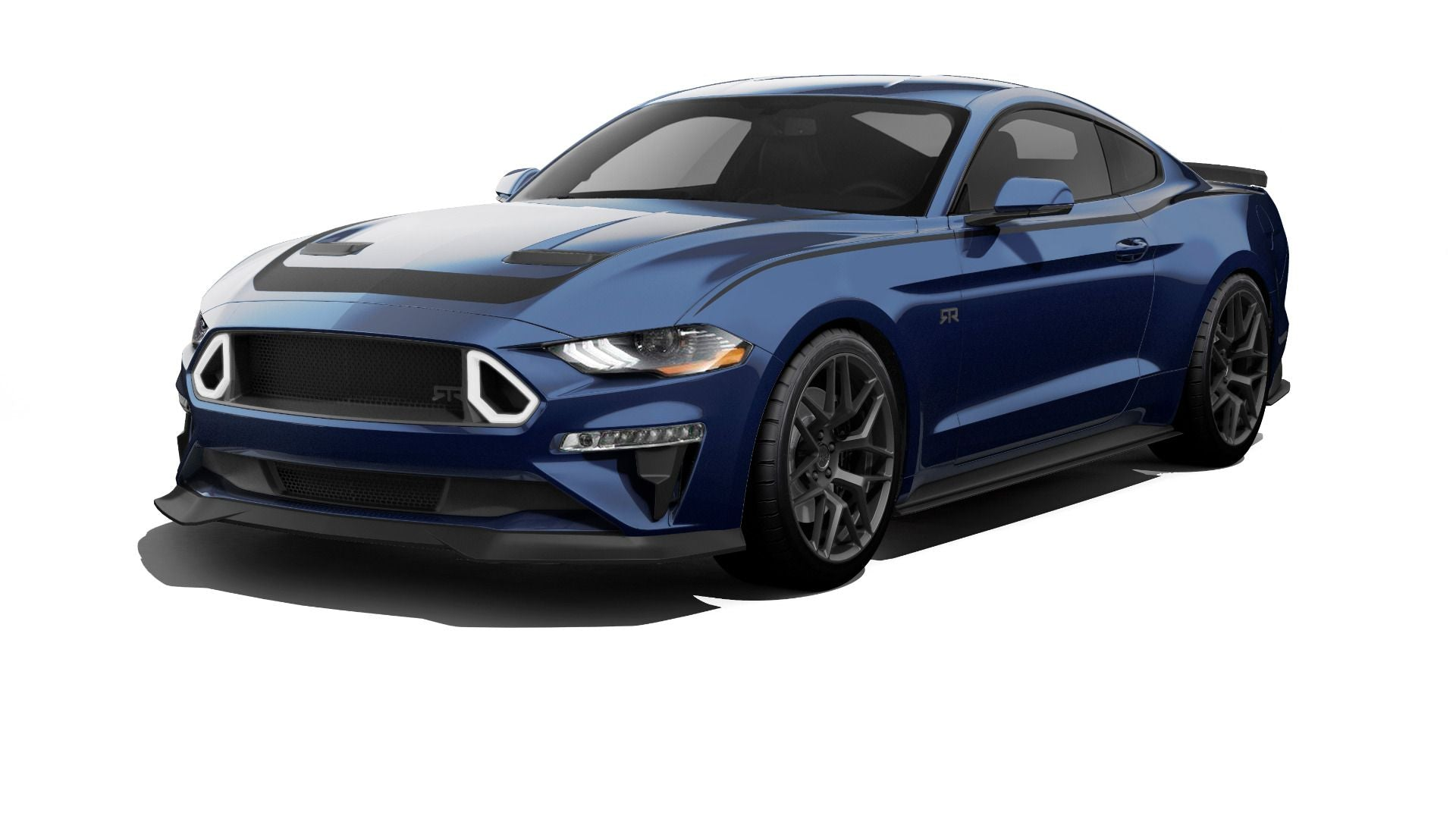 2019 Mustang RTR Spec 3 – RTR Vehicles