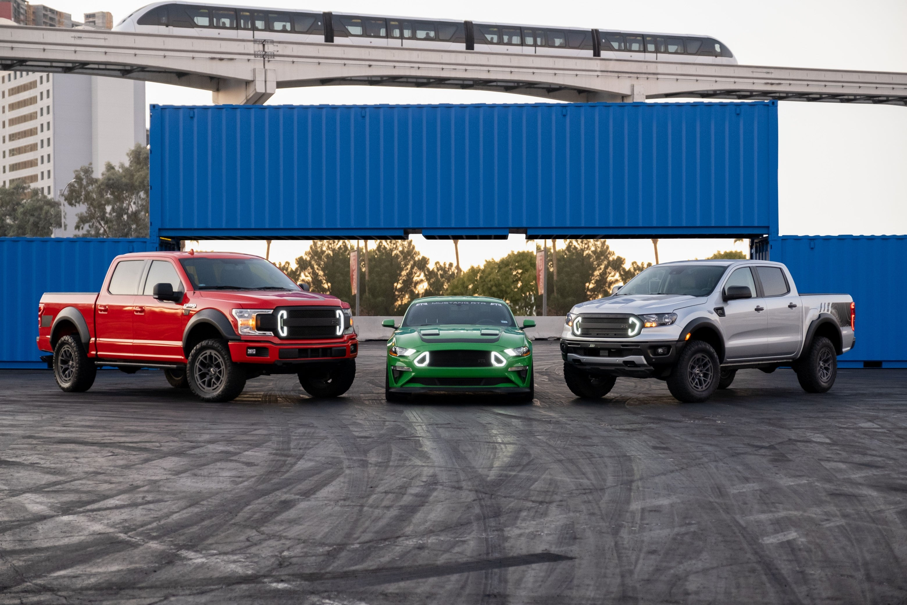 RTR Vehicles Family Photo