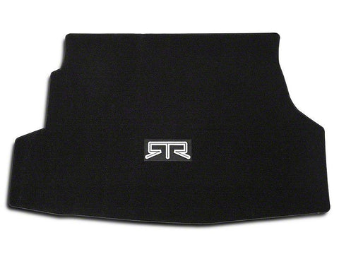 RTR Trunk Mat w/ RTR Logo - Black (13-14 All)