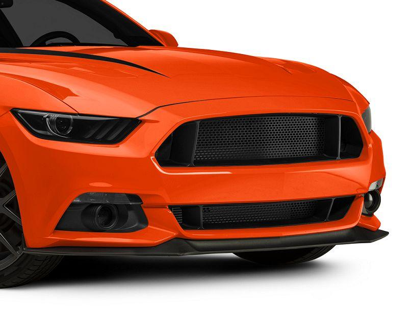 RTR Upper Grille Only (15-17 Mustang - GT, EcoBoost, V6) - RTR Vehicles
