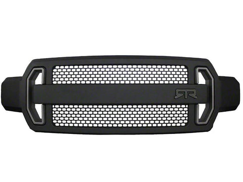 F-150 RTR Grille w/ LED Accent Vent Lights (18-20)