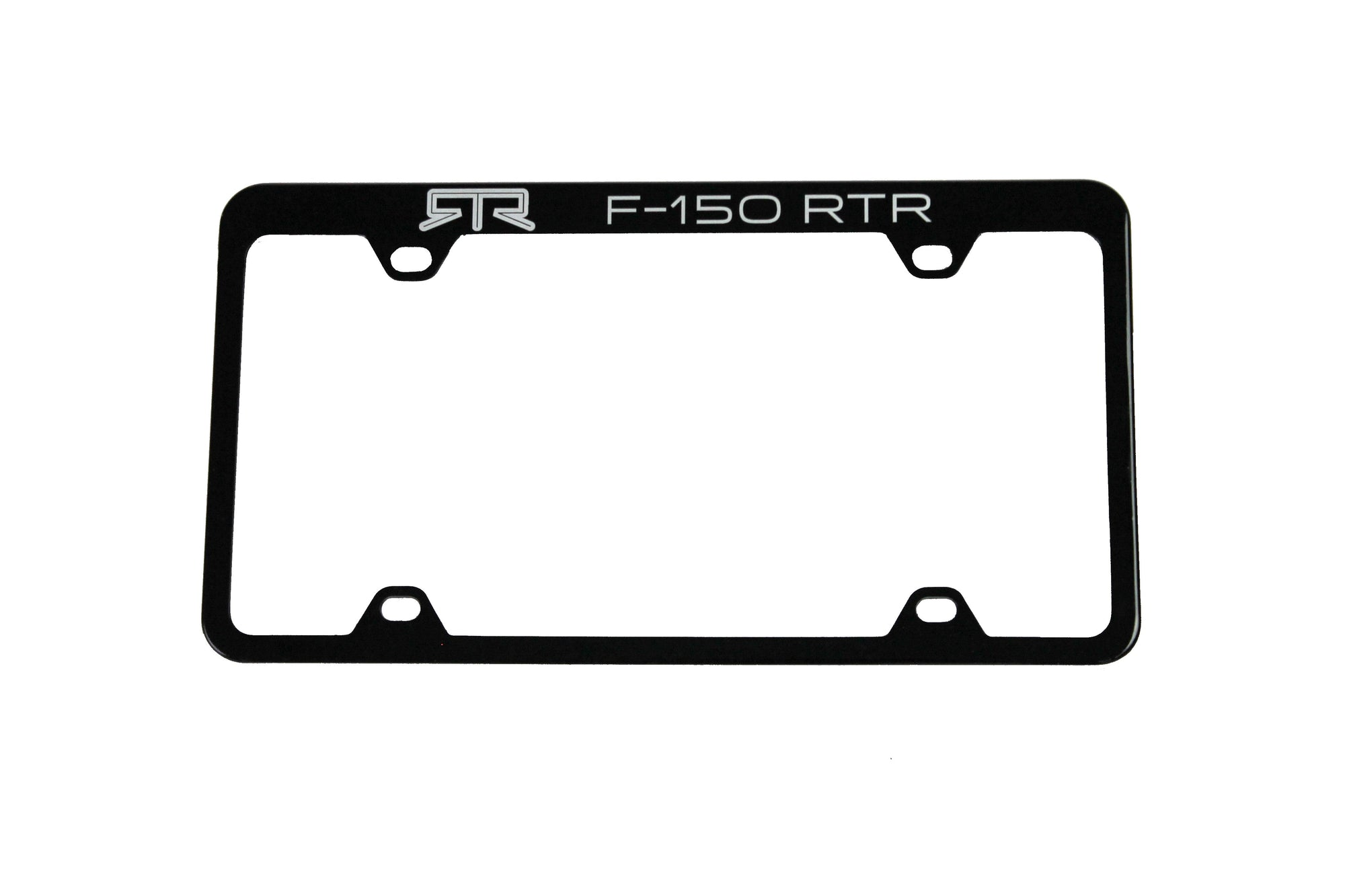F-150 RTR License Plate Frame - RTR Vehicles
