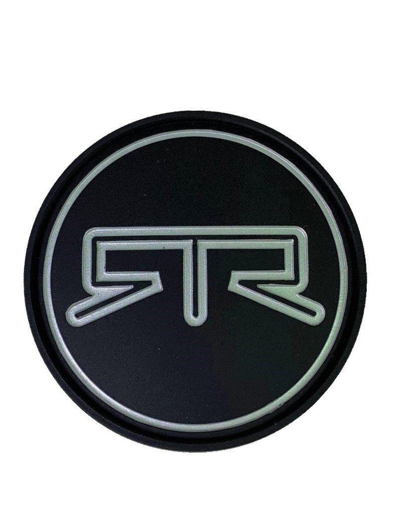 RTR Matte Finish Center Cap (05-21 Mustang - All) - RTR Vehicles